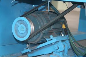 Motor del vibrador