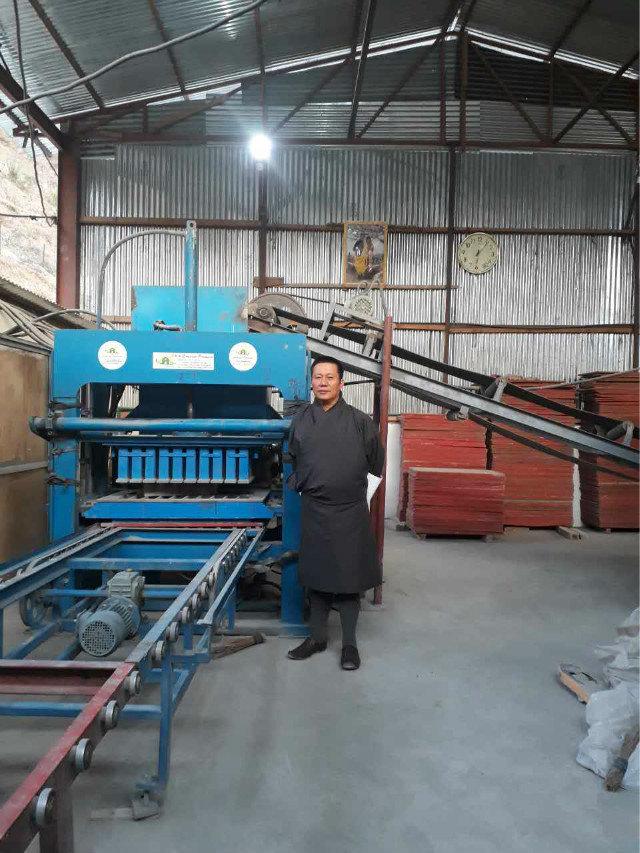 ZCJK Bhutan agent contact to check machine (4)